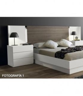 Dormitorio Juvenil Moderno 100