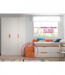 Dormitorio Rústico Colonial 18