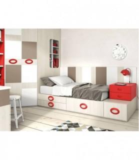 Dormitorio Juvenil Moderno 32