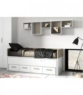 Dormitorio Juvenil Moderno 34