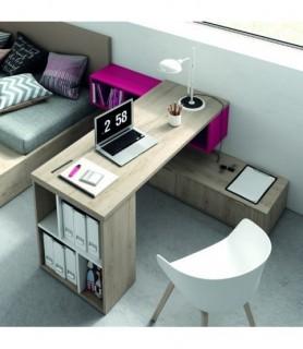 Dormitorio Juvenil Moderno 86