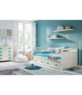 Dormitorio Juvenil Moderno 87