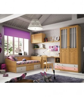 Dormitorio Juvenil Moderno 91