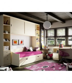 Dormitorio juvenil Moderno 92