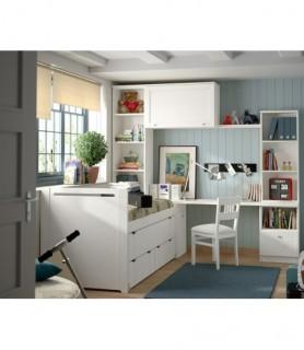 Dormitorio Juvenil Moderno 129