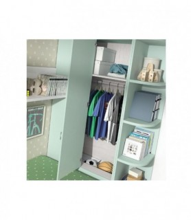 Dormitorio Juvenil Moderno 152
