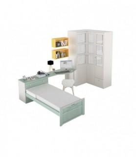 Dormitorio Juvenil Moderno 159