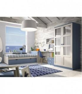 Dormitorio Juvenil Moderno 161