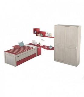 Dormitorio Juvenil Moderno 163