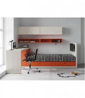 Dormitorio Juvenil Moderno 168