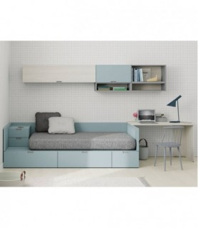 Dormitorio Juvenil Moderno 169