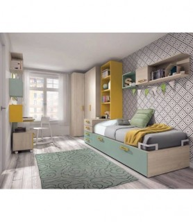 Dormitorio Juvenil 191 en Madrid