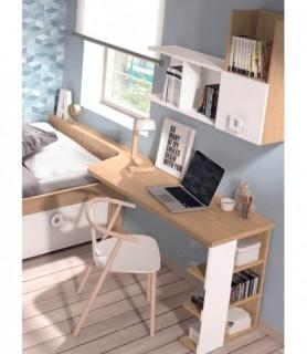 Dormitorio Juvenil Nórdico 195 en Madrid