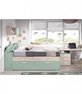 Dormitorio Juvenil Nórdico 197 en Madrid