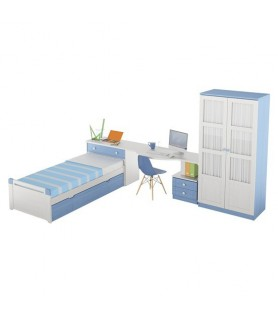 Dormitorio Moderno Egelasta 1